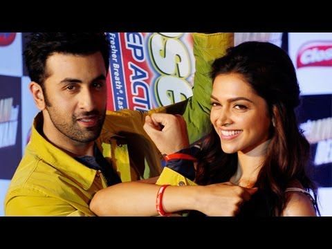 Watch SPOTTED! Ex-Flames Deepika-Ranbir