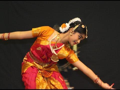Poorvi Dinesh Dance Bharatanatyam Jatiswaram Vasanta Raga video