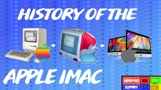 APPLE MACINTOSH HISTORY (1984-2019)