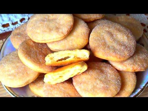 Быстрые простые рецепты печенья