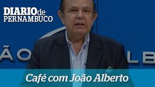 Caf� com Jo�o Alberto 21 11 2014
