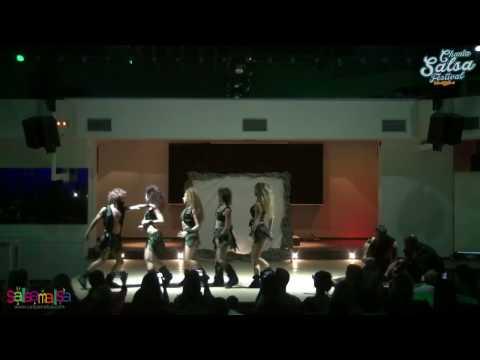 Bailando Cyprus Show | 2.Chania Salsa Festival
