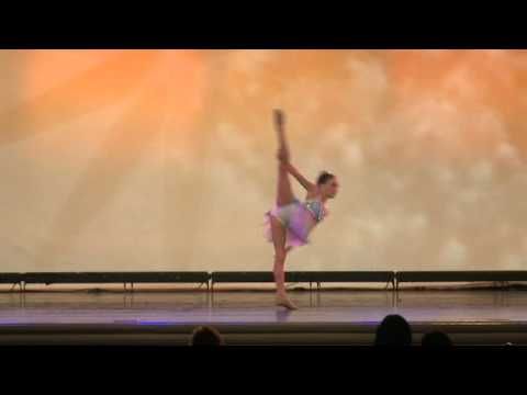 Keely Meyers 2012 Nationals Lyrical Solo