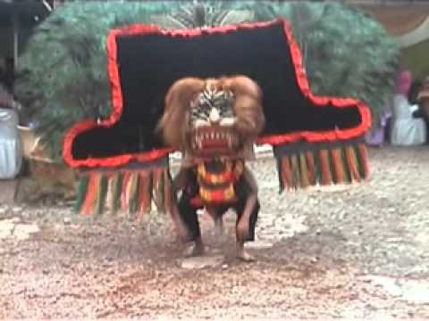 Traditional Dance ''reog & Kuda Kepang video