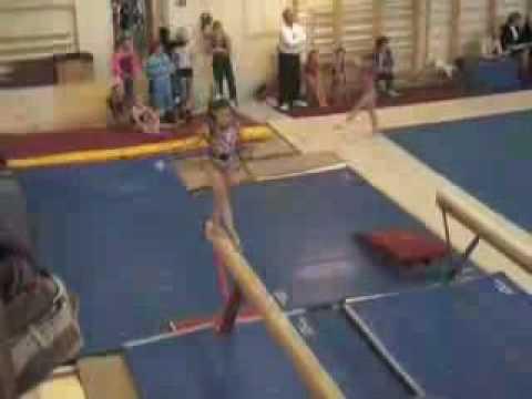 1 Взрослый разряд А по Спортивной гимнастике (жен)