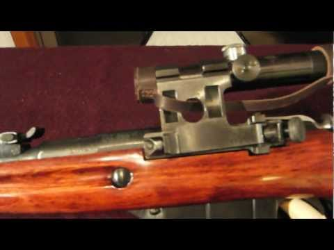 Mosin Nagant 91/30 restoration lessons