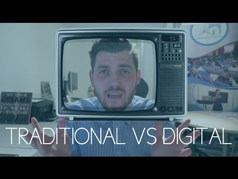 Episode 33: Debate Traditional Vs Digital Marketing