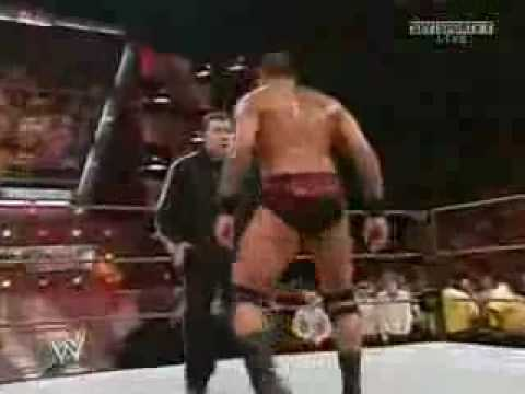 John Cena's Dad Vs Randy Orton video
