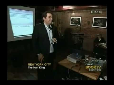 CSPAN: Kevin Mitnick Discusses
