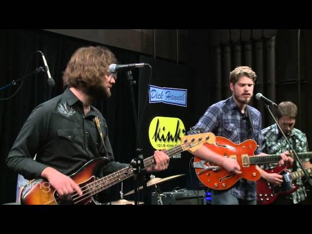 The Deep Dark Woods - West Side Street (Live in the Bing Lounge)