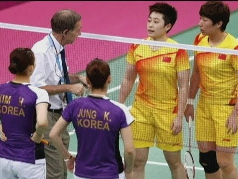 Badminton: 'Match throwing' allegations at 2012 Olympics