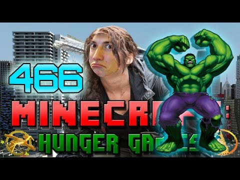 Minecraft: Hunger Games w Mitch Game 466 NEW HULK UPDATE MORE