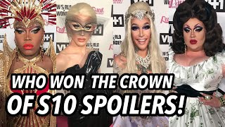 FINALE HEAVY SPOILERS | Drag Race Season 10