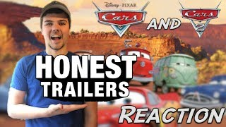 Honest Trailers - Cars & Cars 2 Reaction