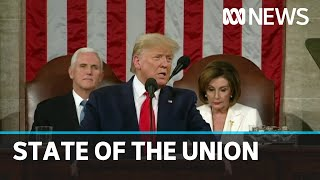 Watch Donald Trump's 2020 State of the Union address | ABC News