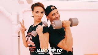 Jamcore DZ I Séance 2 - Jambes & Fessiers