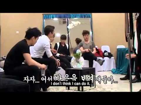 [eng] All About Super Junior - Candid Camera Min Kyu Won Wook video