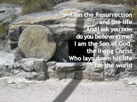I Am The Resurrection By John Michael Talbot video