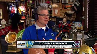 """Dan Patrick Reacts to Game 3 of the NBA Finals: """"Too Much Warriors""""  (6/8/17)"""