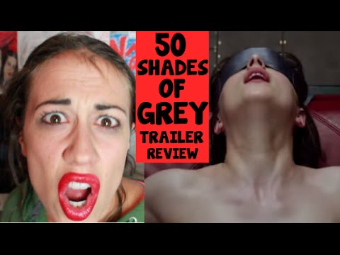 50 SHADES OF GREY MOVIE REVIEW!