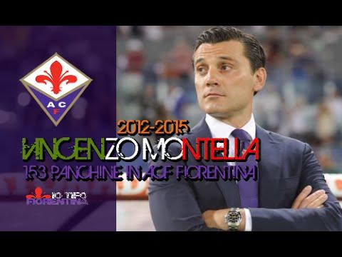 Vincenzo Montella ● 2012-2015 in ACF Fiorentina