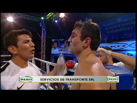 MARCOS KARALITZKY vs MARTIN OTTAVIANO - TRB BOXEO 9-12-2016
