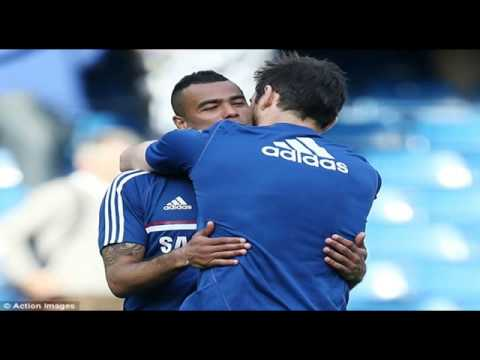 Ashley Cole breaks down