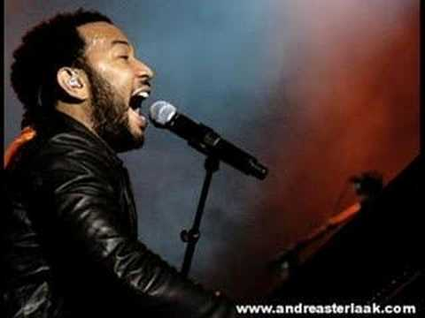 John Legend - Motherless child