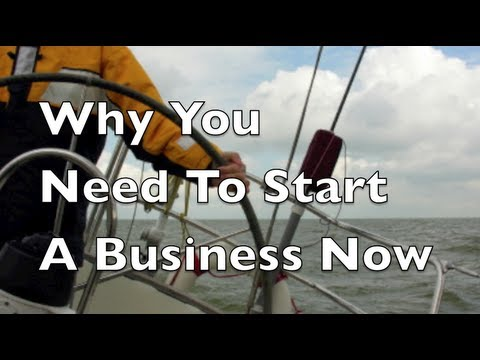 Why You Need To Start A Business NOW!!! Embrace The New Disruptive Economy HMS 43