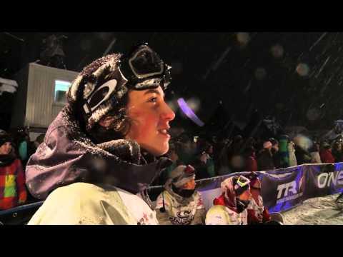 TTR O'Neill Evolution 2012 - Big Air Finals