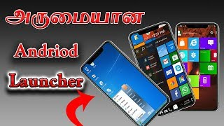 Best Windows launcher for andriod