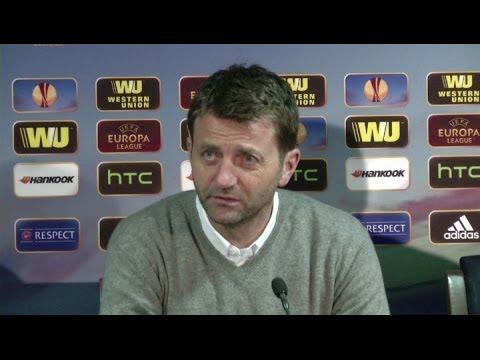 Benfica boss showed no class - Sherwood [AMBIENT]