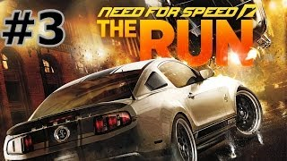 (EVA GAMER) NFS : The Run #3