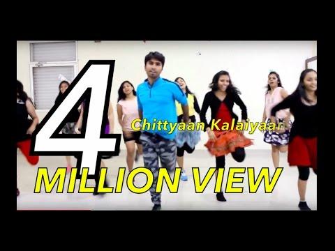 Chittyaan Kalaiyaan from Roy Bollywood Dance by Kunal more |Dance floor studio
