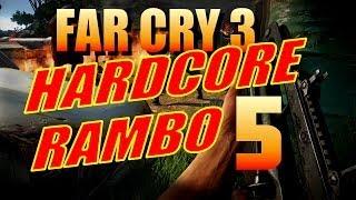 Far Cry 3 Walkthrough Hardcore Rambo - Part 5: The Hornet's Nest Named Hoyt and Oliver Run