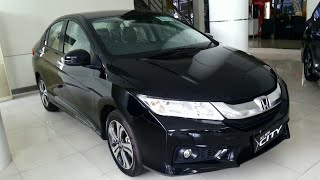 All New Honda City 2015 / 2016 Review Eksterior and Interior
