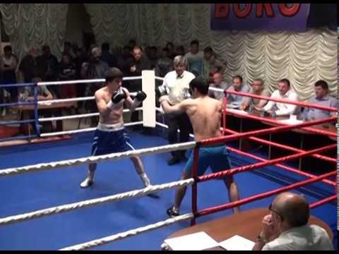 БОКС. Сослан Тедеев vs Фирдас Зукхуршоев