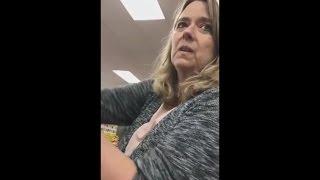 Racist Woman Harasses Muslim Shopper at Trader Joe