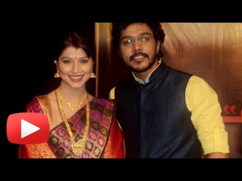 Ticha Umbartha - Latest Marathi Movie - Muhurat Scene - Chinmay...