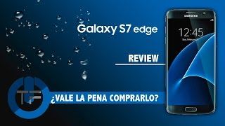 Samsung Galaxy S7 Edge Review vale la pena comprarlo?