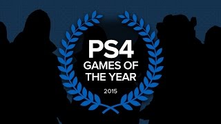 Top 5 PS4 Games - GameSpot Game of the Year 2015