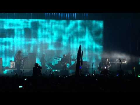 Radiohead - Bloom - Live at Bonnaroo 2012, What Stage, Manchester, TN-6/8/12