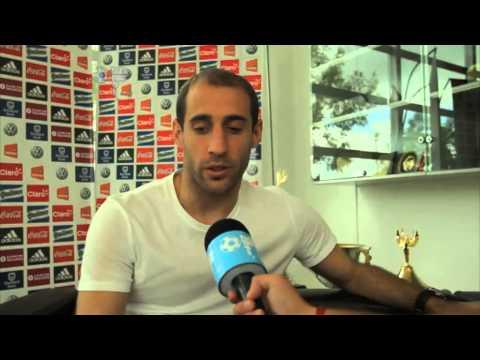 Exclusivo Fútbol Para Todos: Pablo Zabaleta