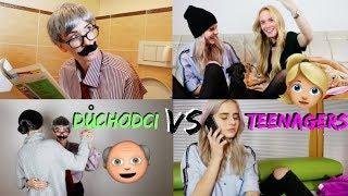 D?chodci VS Teenagers| SKETCH