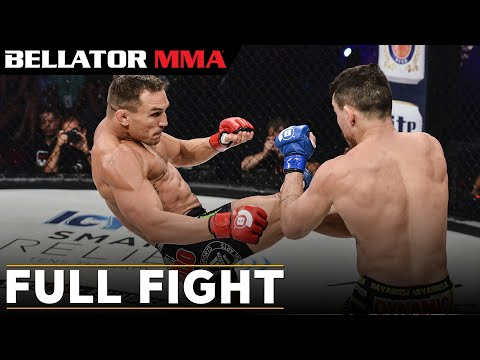 Bellator MMA: Michael Chandler vs. Patricky Pitbull FULL FIGHT