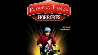 LA PEQUEÑA TIENDA DE LOS HORRORES (THE LITTLE SHOP OF HORRORS, 1960, Full movie, Spanish, Cinetel)