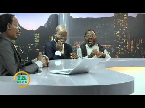 ZANEWS Daily - Special Guest: Jacob Zuma & Gwede Mantashe