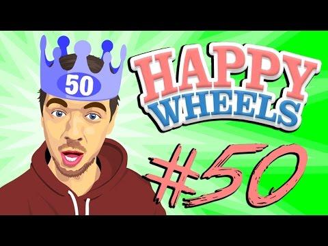 Happy Wheels - Part 50 | KOBE!!