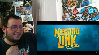 """Gors """"The Missing Link"""" Trailer #2 REACTION"""