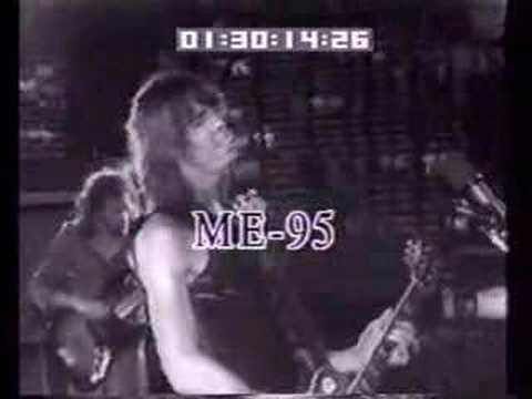 BOSTON, New Jersey 1979- Tom Scholz Guitar Solo / This Time